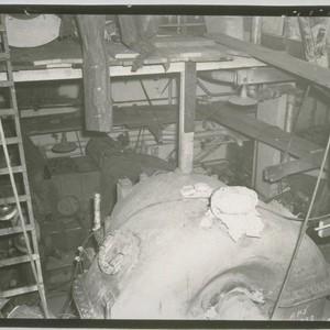 Calisphere: Yard workers  June 14, 1944