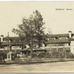 Soldiers' Home, Sawtelle, Cal.