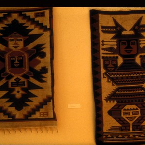Weavings of Ecuador Exhibition