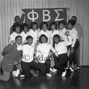 Phi Beta Sigma, Los Angeles, 1969