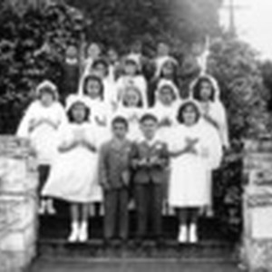Shades of Monterey - First Communion