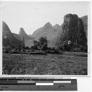 Road to Guilin, China, 1935