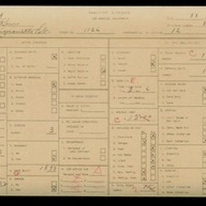 WPA household census for 1126 MIGNONETTE ST, Los Angeles
