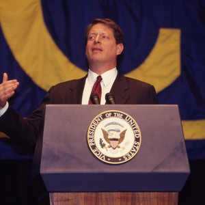 Guest Speaker, Al Gore March 20, 1998.