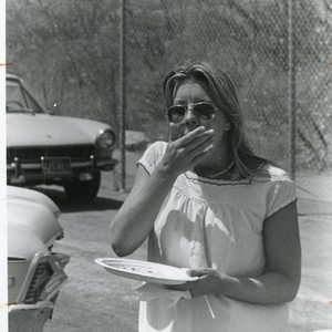 LA campus student or staff member, late 1970s