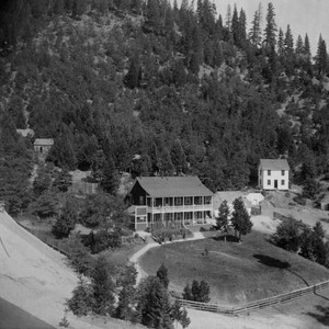 Green Mountain Mine Bunkhouse