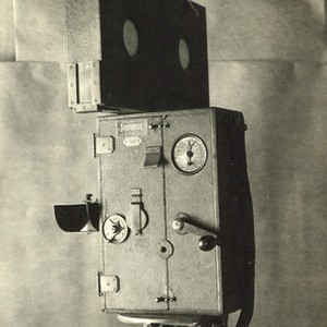 Pathé Motion Picture Camera No. 1