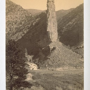 Castle Rock. Price Canon, Utah. 4428-A