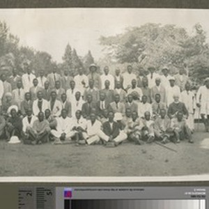 Convener and elders of Blantyre Parish, Malawi, November 1926