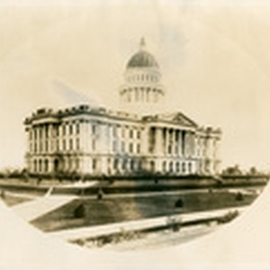 State Capitol between 1868 & 78