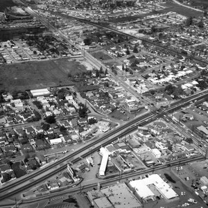 Pico Rivera, looking northeast