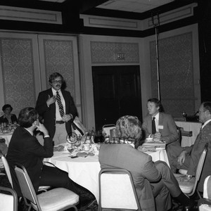Conference, Los Angeles, 1982
