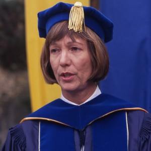 Chancellor Laurel Wilkening's inauguration ceremony