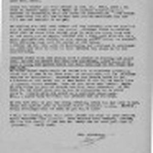 Letter from Kazuo Ito to Lea Perry, November 11, 1944