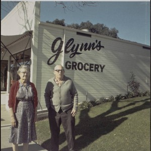 Glynn's Grocery, 304 Bodega Avenue, Petaluma, California, January 1969