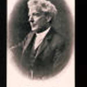 Luther Burbank portrait