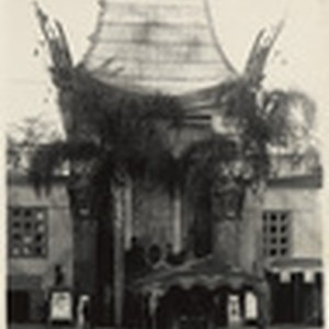 Chinese Theatre Hollywood, Calif., P.C. 86