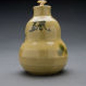 Gourd-shaped sweet container for picnic box tea