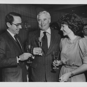 Stan Bromley, Rodney D. Strong, and Alis Demers at Four Seasons Clift ...