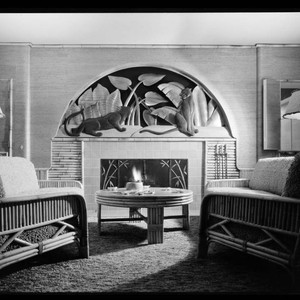 Haldeman, Henry F., residence. Furniture and Interior