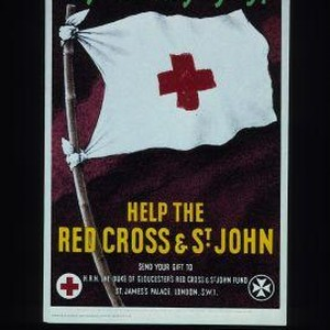 Keep this flag flying! Help the Red Cross & St. John. Send ...