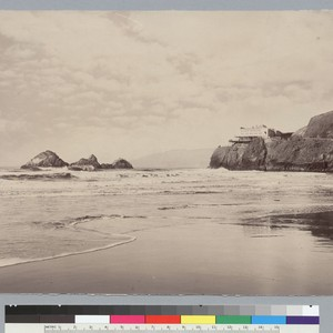 Cliff House and Seal Rock from south, San Francisco. [photographic print]