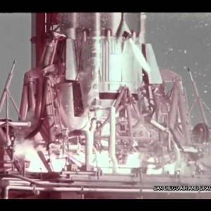 Calisphere Atlas Centaur Ac 10 Surveyor Launch 5 30 60 6 Of 14
