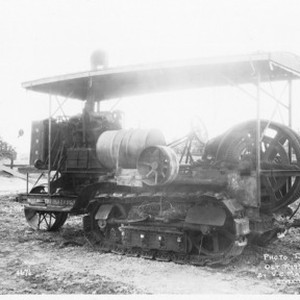 Crawler Tractors - Stockton: Caterpillar tractor built by holt Manufacturing Co