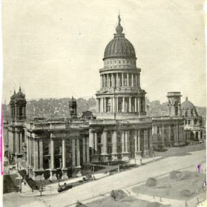 The City Hall of San Francisco