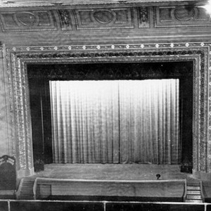 [The interior of the American Theater]