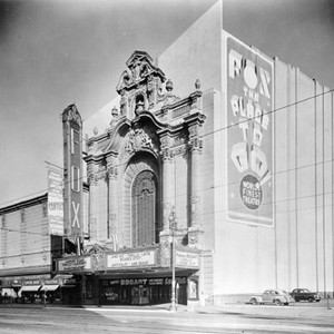 [Fox Theater, 1945]