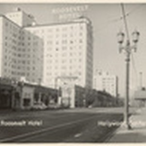 Hollywood Roosevelt Hotel, Hollywood, California