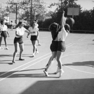 Women's basketball at Los Angeles Junior College