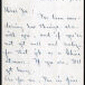 George Sterling letter to Joseph Carroll, 1924 October 31