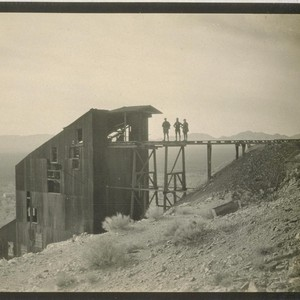 Stamp Mill at Rhyolite