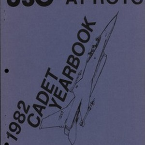 AFROTC yearbook (1982)
