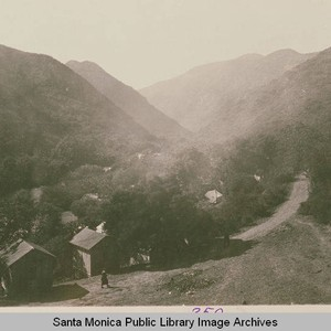 Casitas in Temescal Canyon, Calif
