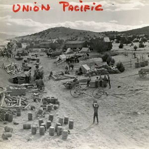 "Production still from ""Union Pacific"" (1939)"