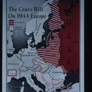The Czar's Will on 1944 Europe