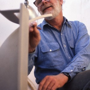 Professor Tony Delap, Studio Art.
