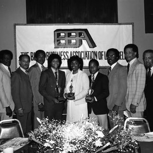 Black Business Association, Los Angeles, 1982