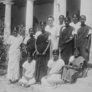 Cuddalore, South Arcot District, India. From Darisanapuram Bible School. No. two from ...