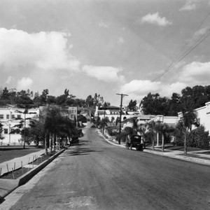 Unidentified street, Hollywood