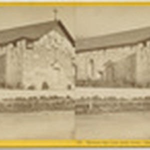 Mission San Jose (near view), Alameda County, # 30