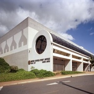 Pearl City Post Office, Honolulu, Hawaii, 1981