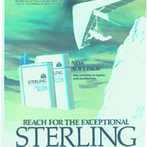 Reach for the Exceptional Sterling