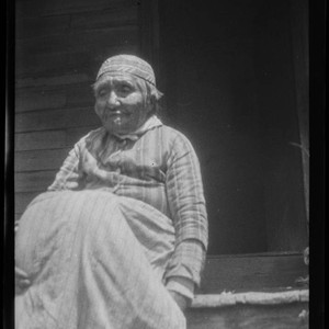 Bob Roberts' mother - Yurok