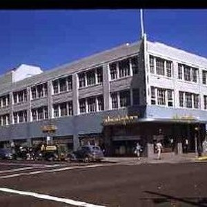 Hale Bros department store