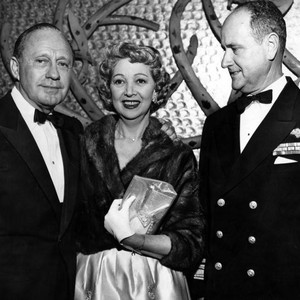 Jack Benny and wife