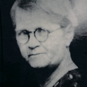Miss Sarah Conant, first Costa Mesa Librarian